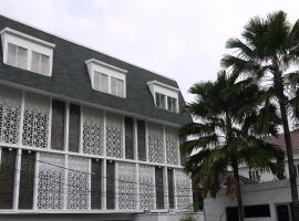 Mk House Scbd, hotel in Jakarta