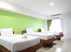 PhuHi Hotel, hotel near Krabi International Airport - KBV, Krabi