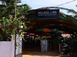 Wellness Inn, spa hotel in Mandrem