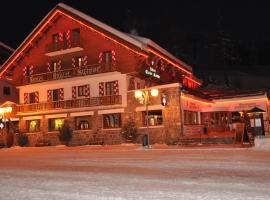 Le Chalet Suisse, hotel in Valberg