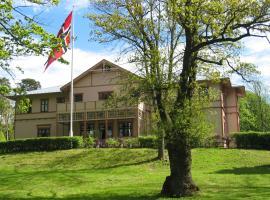 Sjømilitære Samfund, hotell i Horten