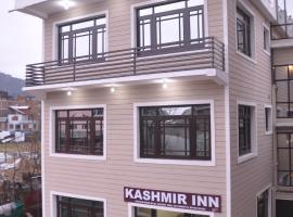 Hotel Kashmir Inn, hotel in Srinagar
