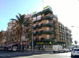 Hostal El Altet, hotel perto de Aeroporto de Alicante - ALC,