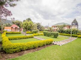 Virunga Campsite & Backpackers, hotel in Kisoro