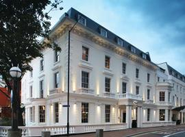 Malmaison Reading, hotel near Bearwood Lakes Golf Club, Reading