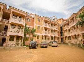 Bulondo Apartments, отель в Кампале