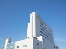 センチュリープラザホテル、徳島市のホテル