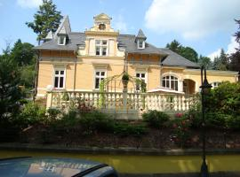 """Haus """"Beuth"""", apartment in Bad Elster"""