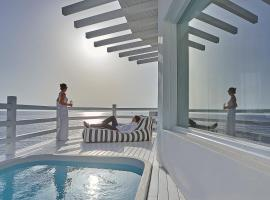 Notos Therme and Spa, hotel a Vlychada