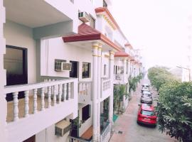 Kridha Residency, accessible hotel in Mathura