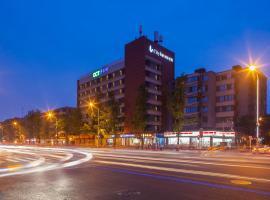 City Inn Chengdu Wide and Narrow Alley Branch, hotel in Chengdu