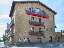 La Violeta, hotel perto de Catedral de Vic, Castelltersol