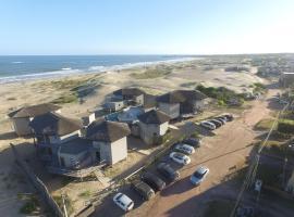 Marisma Apart Hotel & Suites, hotel in Punta Del Diablo