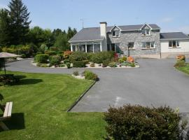 Carrowntober House B & B, bed & breakfast a Oughterard