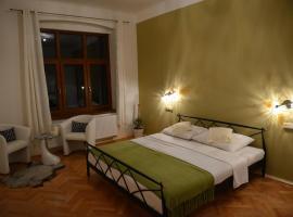 Apartment Rumunská, ubytování v soukromí v destinaci Liberec