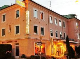 Hotel Hohenstauffen, hotel near Mozarteum, Salzburg