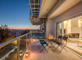 Scale Suites, spa hotel in Athens