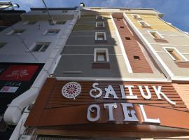Saltuk Hotel, отель в Эрзуруме