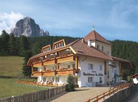 Residence La Selva, apartment in Selva di Val Gardena