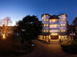 Hotel Liebesglück - adults only, accessible hotel in Winterberg