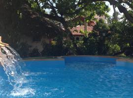 Pousada Villa Caju, guest house in Jericoacoara