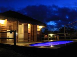 Pura Vida Bahia, resort in Abadia