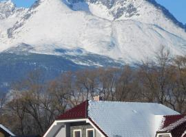 TaTanKa apartments, hotel near Poprad-Tatry Airport - TAT,