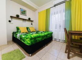 Novoe Gnezdo Guest house, отель типа «постель и завтрак» в Краснодаре