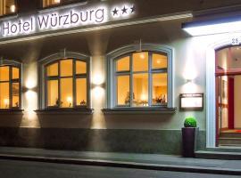 City Hotel Würzburg, отель в Вюрцбурге