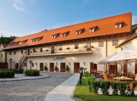Lindner Hotel Prague Castle, hotel in Prague
