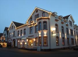 Hotel Deutsches Haus, hotel near Pedestrian Area Detmold, Blomberg