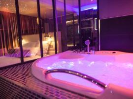 L'Espace Privé Rouen, hotel near NEOMA Business School, Rouen
