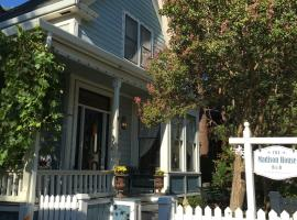 The Madison House Bed and Breakfast, B&B in Nevada City