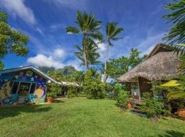 Bora Bora Bungalove, villa in Bora Bora