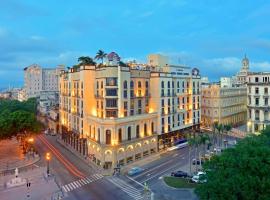 Iberostar Parque Central, hotel in Havana