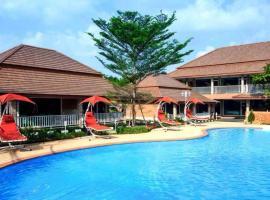 Baan Dara Resort, resort in Sara Buri