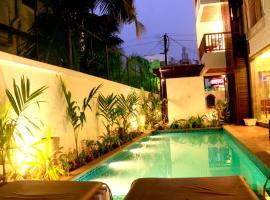 Riva Boutique Apartments, hotel with pools in Porvorim
