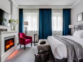Teatro Hotel, hotell i Warszawa