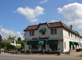 Hotel Rozenhof, hotel in Heilig Landstichting