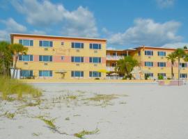 Page Terrace Beachfront Hotel, hotel in St Pete Beach