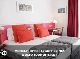 Hotel Monterosa - Astotel, hotel a Parigi, Pigalle