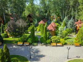 Hutor Hotel, готель у місті Дніпро