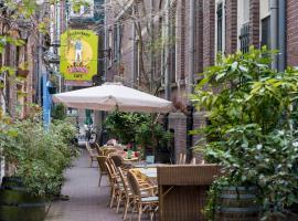 Saint Claire Studio, homestay in Amsterdam