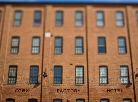 Cork Factory Hotel, hotel in Lancaster