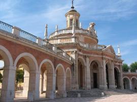 Apartamentos Emperatriz, hotel en Aranjuez
