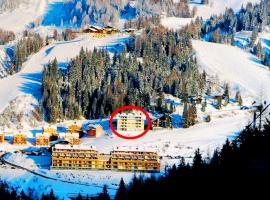 Apartments Bergblick, hotel in Sonnenalpe Nassfeld