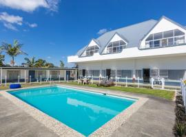 Aloha Seaview Resort Motel, motel in Paihia