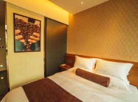 James Joyce Hotel Zhuhai Hengqin Chimelong, hotel near Macau International Airport - MFM, Zhuhai