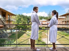 Domaine de Cicé-Blossac, Resort Spa & Golf, hotel near Rennes Airport - RNS, Bruz