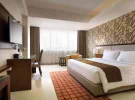 Gets Hotel Semarang, hotel near Blenduk Church, Semarang